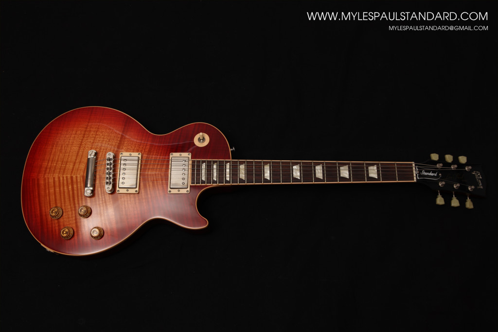 GIBSON HERITAGE PLUS A++ 2005